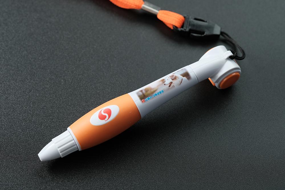 インクジェット印刷ボールペン